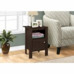 nightstand cappuccino accent table with storage free shipping night stand winsome wood beechwood end espresso today inch target outdoor furniture clearance west elm mobile 150x150