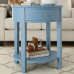 nightstand safe the terrific awesome oxford one drawer end table tables small coffee living room furniture dorm desk home fillmore oval wood shelf accent inspire elegant blue 150x150