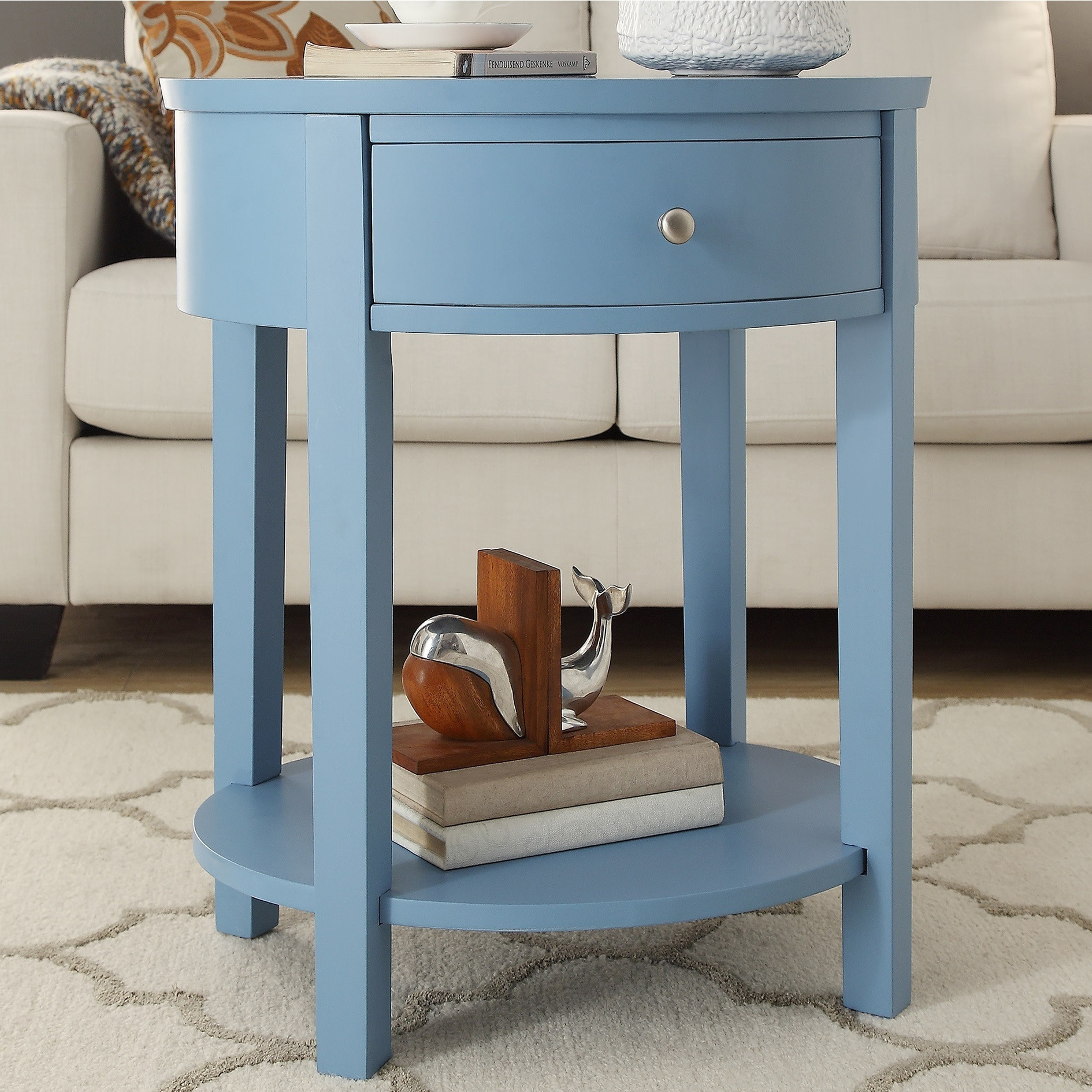 nightstand safe the terrific awesome oxford one drawer end table tables small coffee living room furniture dorm desk home fillmore oval wood shelf accent inspire elegant blue