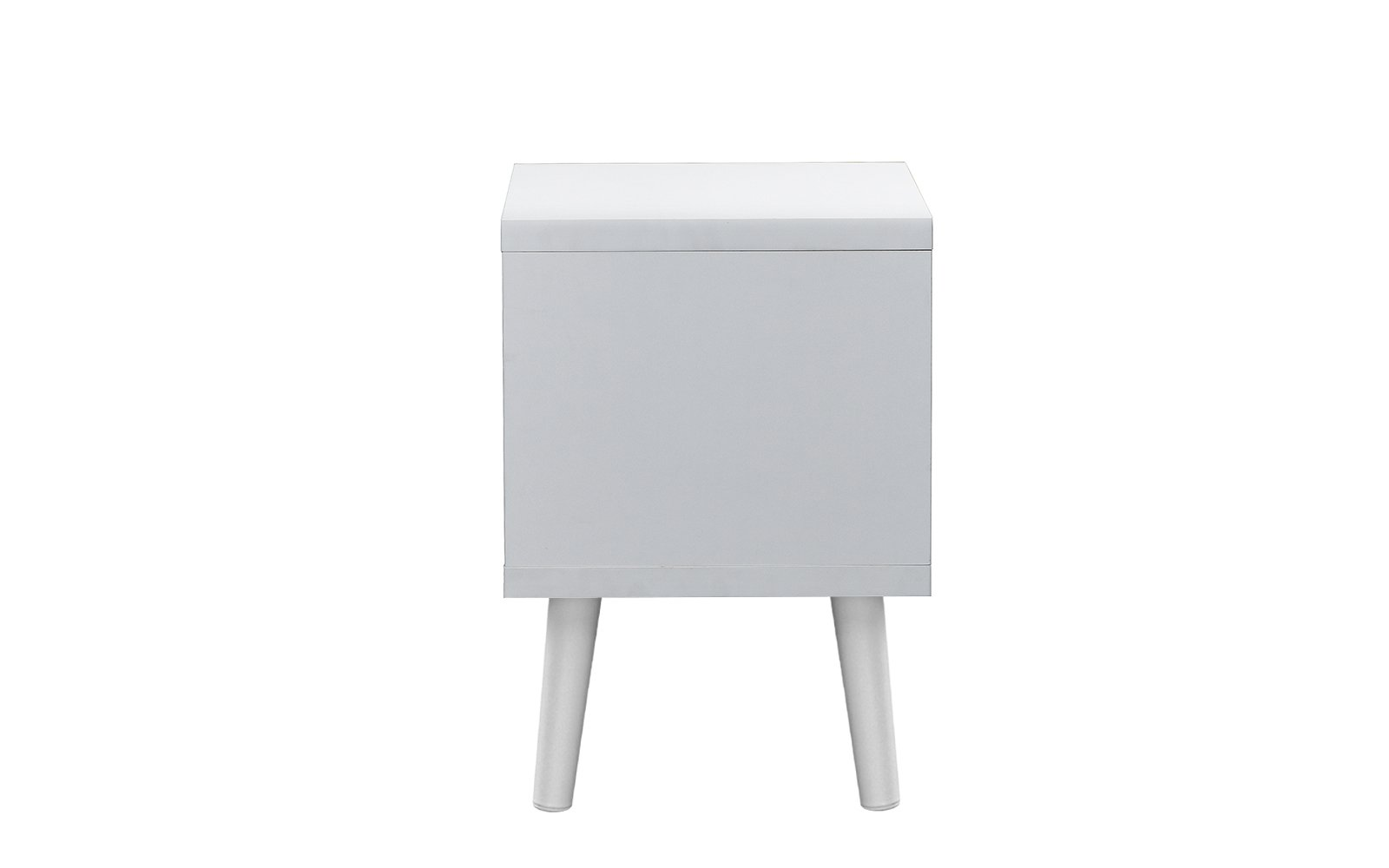 nightstand sofamania dgy mid century modern accent table donovan marble coffee brass rustic gray small office side pier one imports faux stein world glass top with legs farmhouse