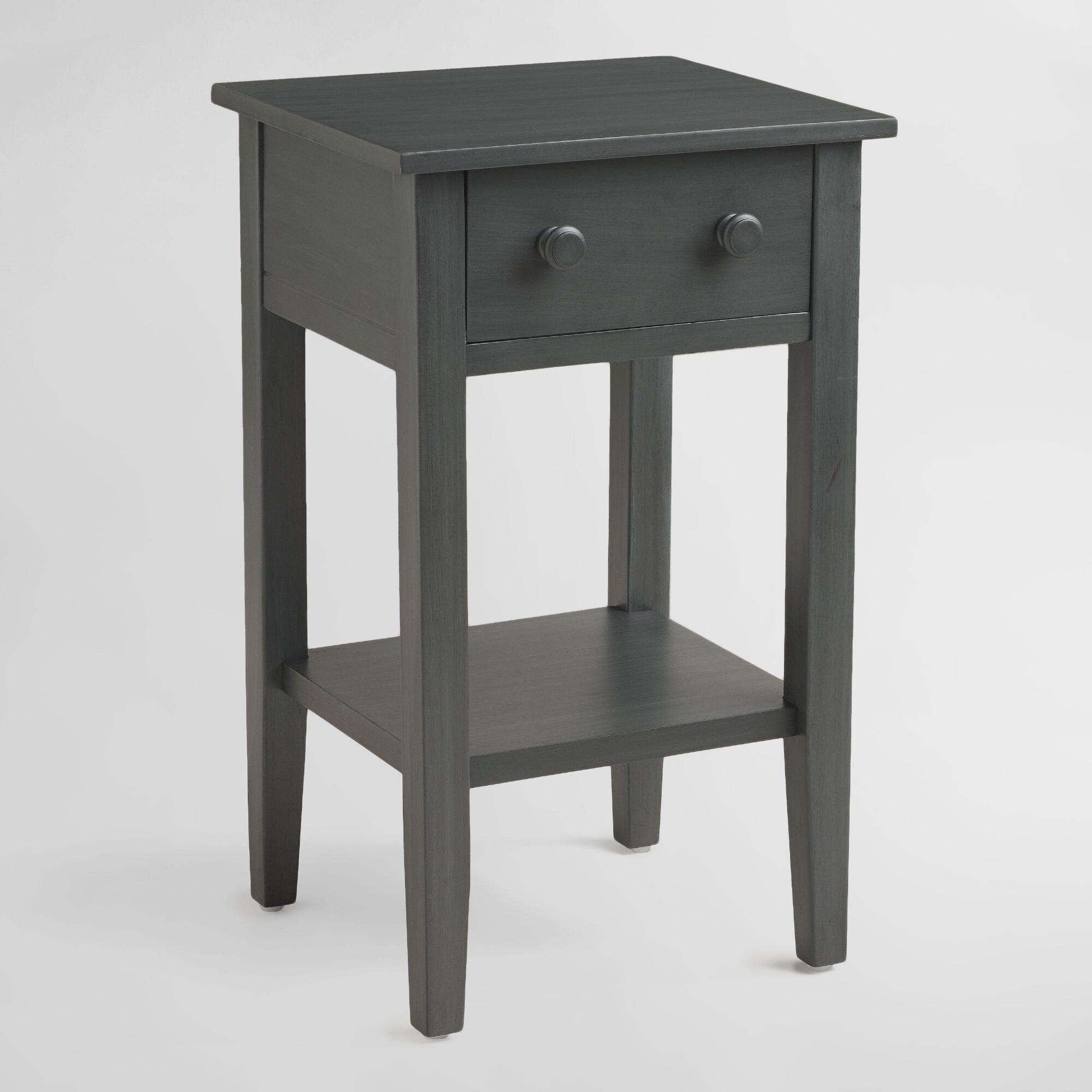 nightstands bedside tables vanity sets world market iipsrv fcgi round accent table cloths tobacco blue sara nightstand vintage side with drawer white drawers west elm top black