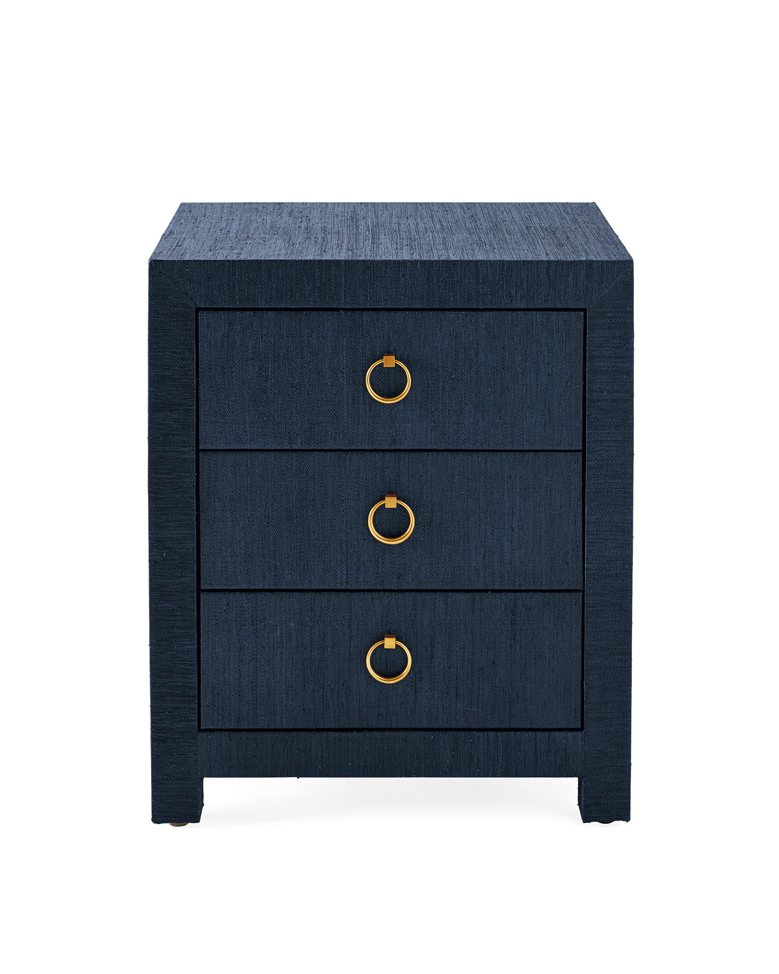 nightstands emily henderson img walnut one drawer accent table project blake raffia nightstand dark wood blue lamps bedroom mirrored console target rowico furniture torchiere lamp