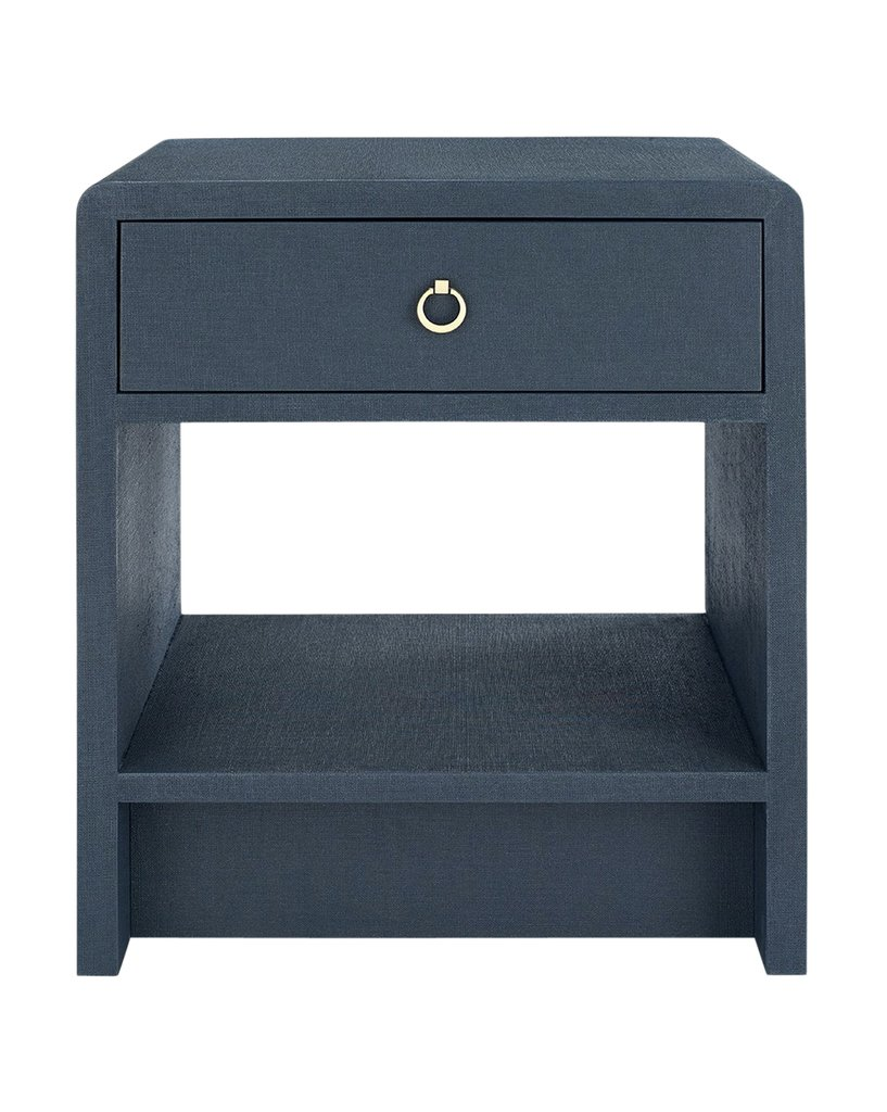 nightstands emily henderson img walnut one drawer accent table project round metal bathroom lighting gray entry piece chair and set black oval coffee occasional with craft ikea