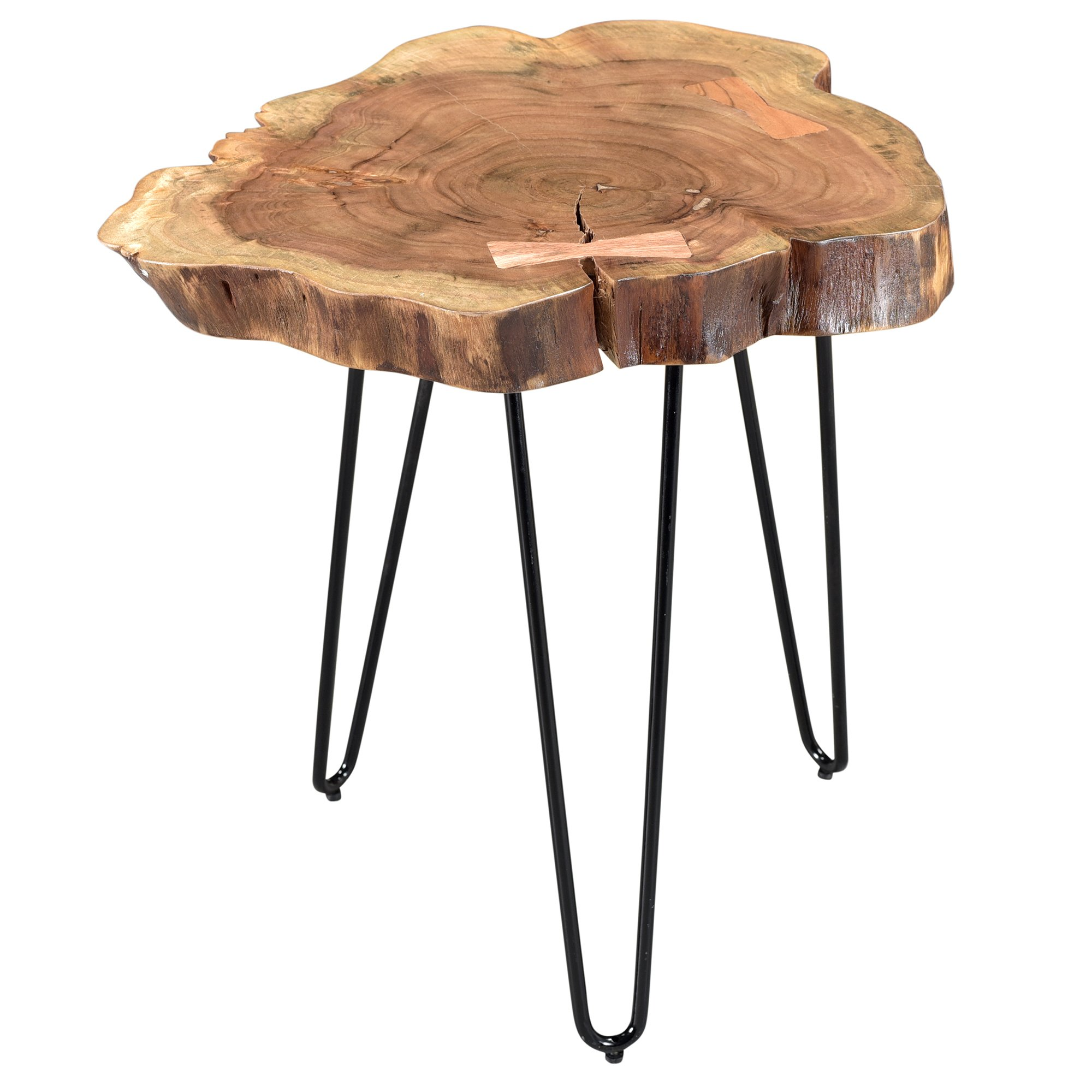 nila acacia wood wrought iron accent table free shipping acasia brass finish coffee benchwright side cream colored tablecloth zebra tiffany style chandelier oak chairside end