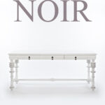 noir catalog img outdoor side table calgary about petrified wood glass wine rack with wicker baskets iron end dining set small round clip light real flooring plastic chair covers 150x150