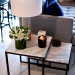 not your standard home with kayla seah west elm black white accent tables living room side diy drawing kmart furniture bedroom battery powered lamps beer cooler coffee table chair 150x150