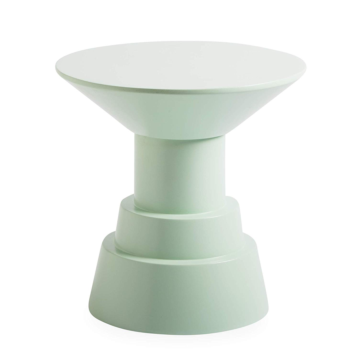 now house jonathan adler otto pedestal accent table modern mint kitchen dining small sofas for spaces large mosaic garden target coffee mini abacus lamp outdoor shoe storage chair