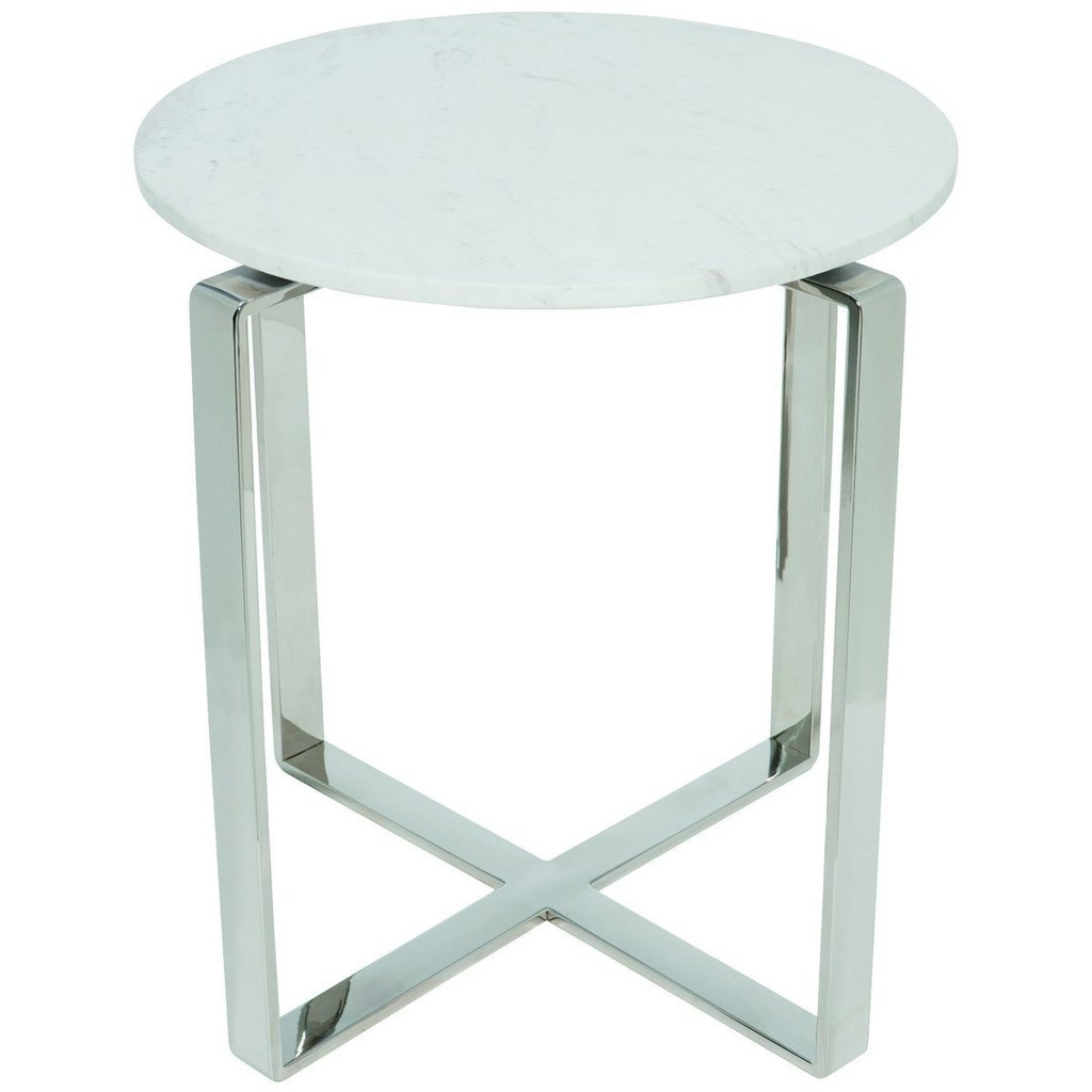 nuevo living rosa end tables accent black white gold nol table side next kitchen chairs glass console inch round cloth tablecloths fred meyer furniture room pieces tiered vinyl
