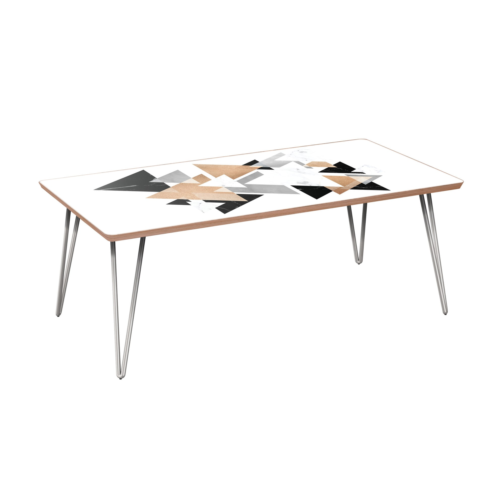nye koncept brixton marble gold walnut hairpin coffee table with nyk room essentials accent chrome base small counter lamps tablecloth for square house interior ideas porch