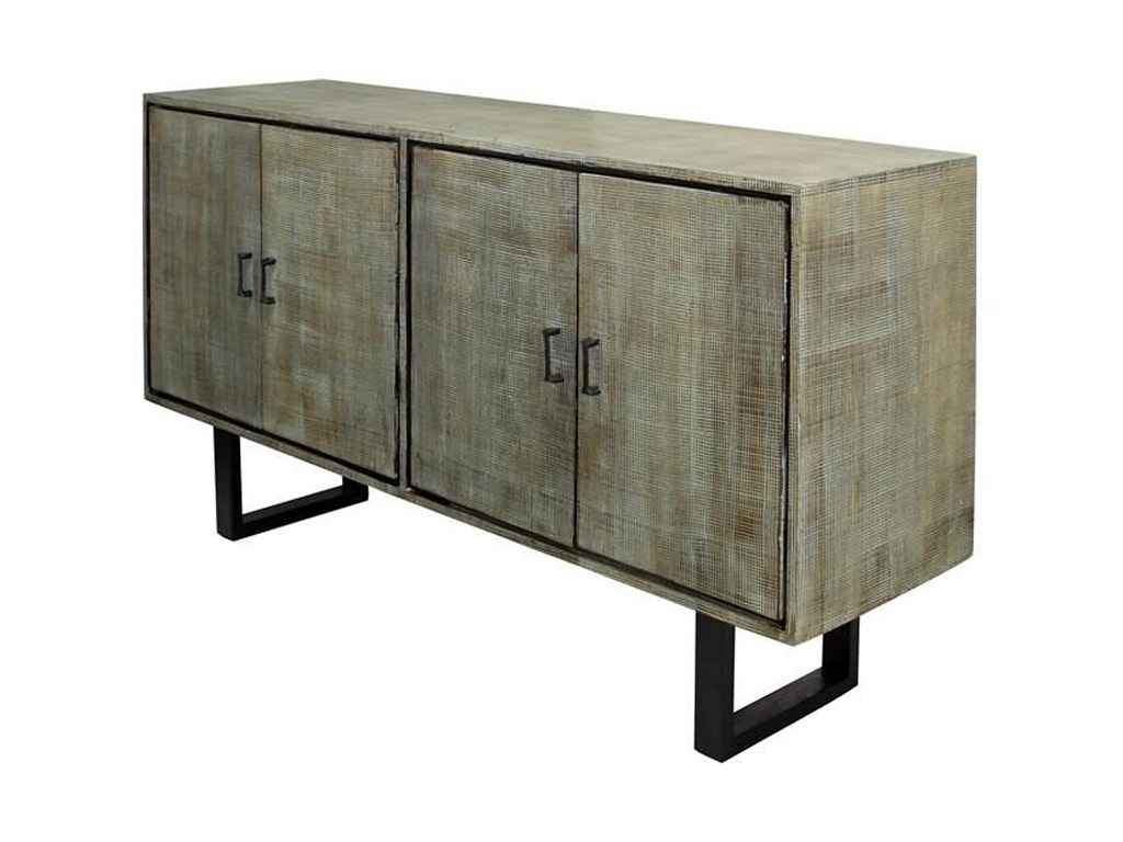occasional cabinets gray textured mango wood sideboard ruby gordon products stylecraft color bzqfgkbh gkwonxkt threshold accent table home sofa tables consoles pyramid end small