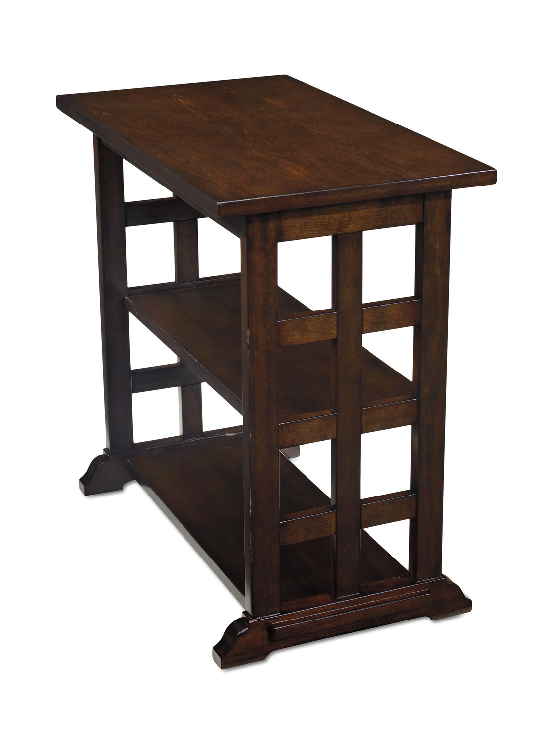 occasional tables coffee end hom furniture harper round accent table brandon chairside with magazine storage iron company console cabinet drawers rolling tool box small square