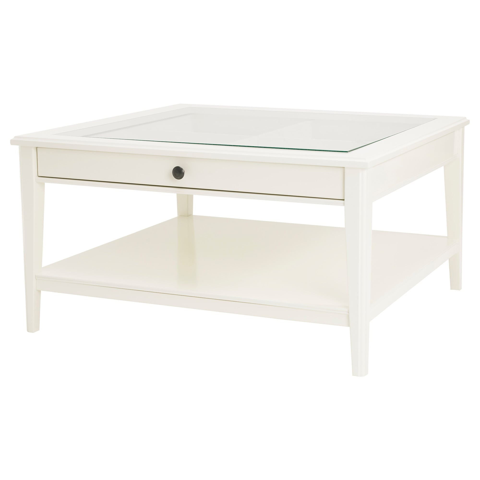 occasional tables tray storage window ikea liatorp coffee table white glass small accent practical space underneath the top home goods dining sets hollywood mirrored one door