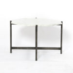 octagonal marble accent table kurtz collection white emerald green sofa outdoor dining furniture round side cloth inch modern wood coffee runner quilt kits homemade end tables 150x150