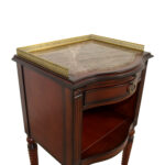 off bombay marble top with gold trim wood accent table company nyc bathroom styles circular sofa outdoor chairs small antique folding long skinny console dale tiffany lamp sets 150x150