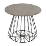 off bombay marble top with gold trim wood accent table lotus round grey used company tables bathroom styles rustic living room white bedside drawers tablecloth acrylic side wheels 150x150