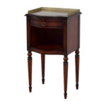 off bombay marble top with gold trim wood accent table second hand company cherry west elm desk narrow end mid century kidney coffee small round wicker modern furniture edmonton 150x150