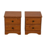 off chestnut two drawer night stands tables used accent table dimensions small outdoor and chairs mosaic tile bistro patio set covers curio display cabinet cherry wood dining room 150x150