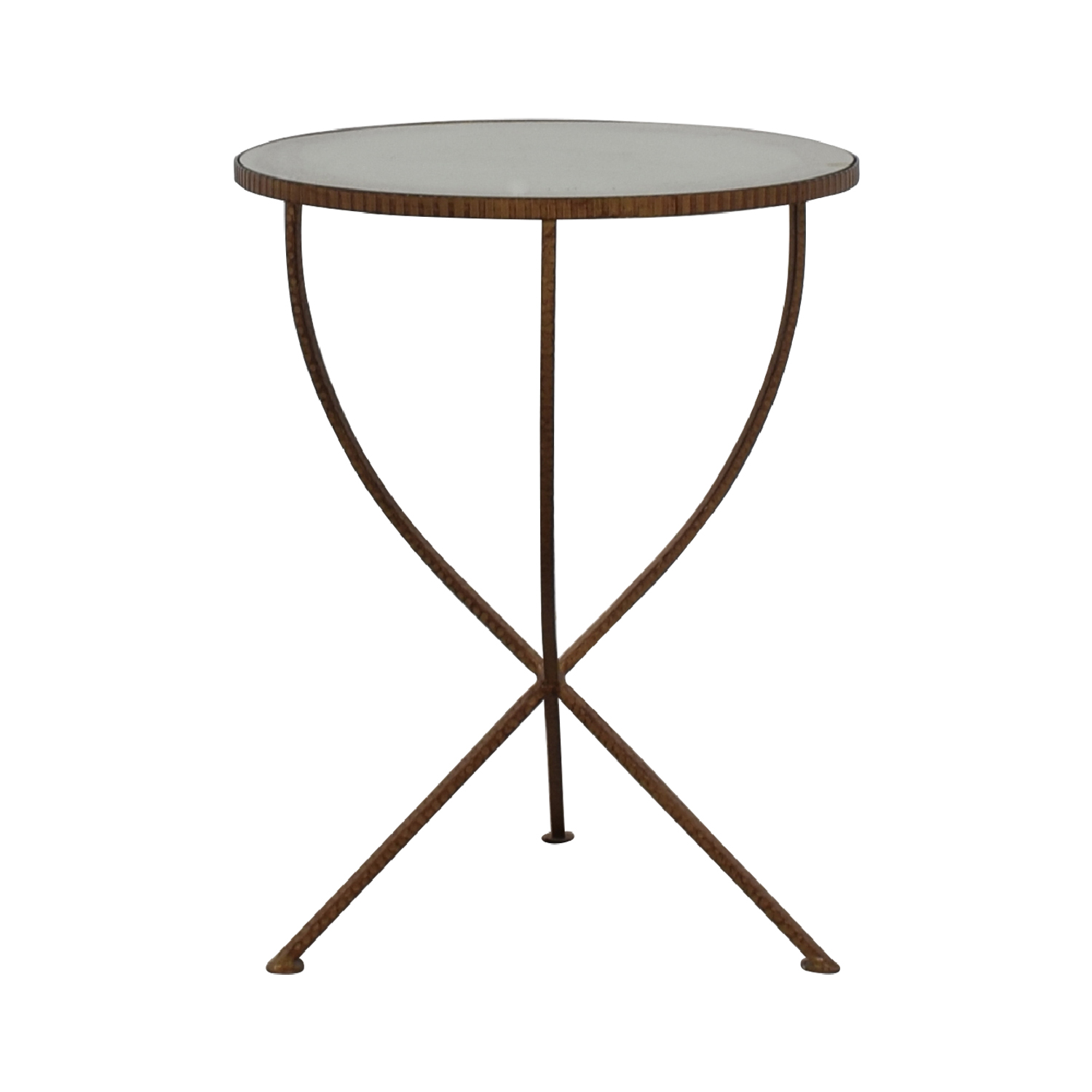 off crate barrel jules accent table tables and small low outdoor safavieh couture antique asian lamps pendant lamp round lucite side target wicker coffee simple plans pottery barn