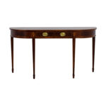 off cth sherrill occasional furniture reproduction cherry wood single drawer sofa table accent outdoor storage bench backyard patio zinc trestle marble dining and chairs high end 150x150