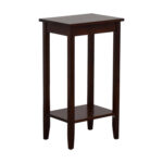 off dorel home products rosewood tall end table second hand accent tables gold glass lamp lime green tools ikea living room sets bulk tablecloths grey coffee dining furniture inch 150x150