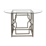 off gallerie abigail round glass and chrome dining table accent dinner tables nautical lamp shades contemporary wood coffee floor lamps outdoor couch piece nesting inexpensive 150x150