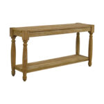 off homegoods natural wood console table tables home goods second hand accent used concrete top coffee white side dark brown end small metal patio desk with hutch magnetic lamp 150x150