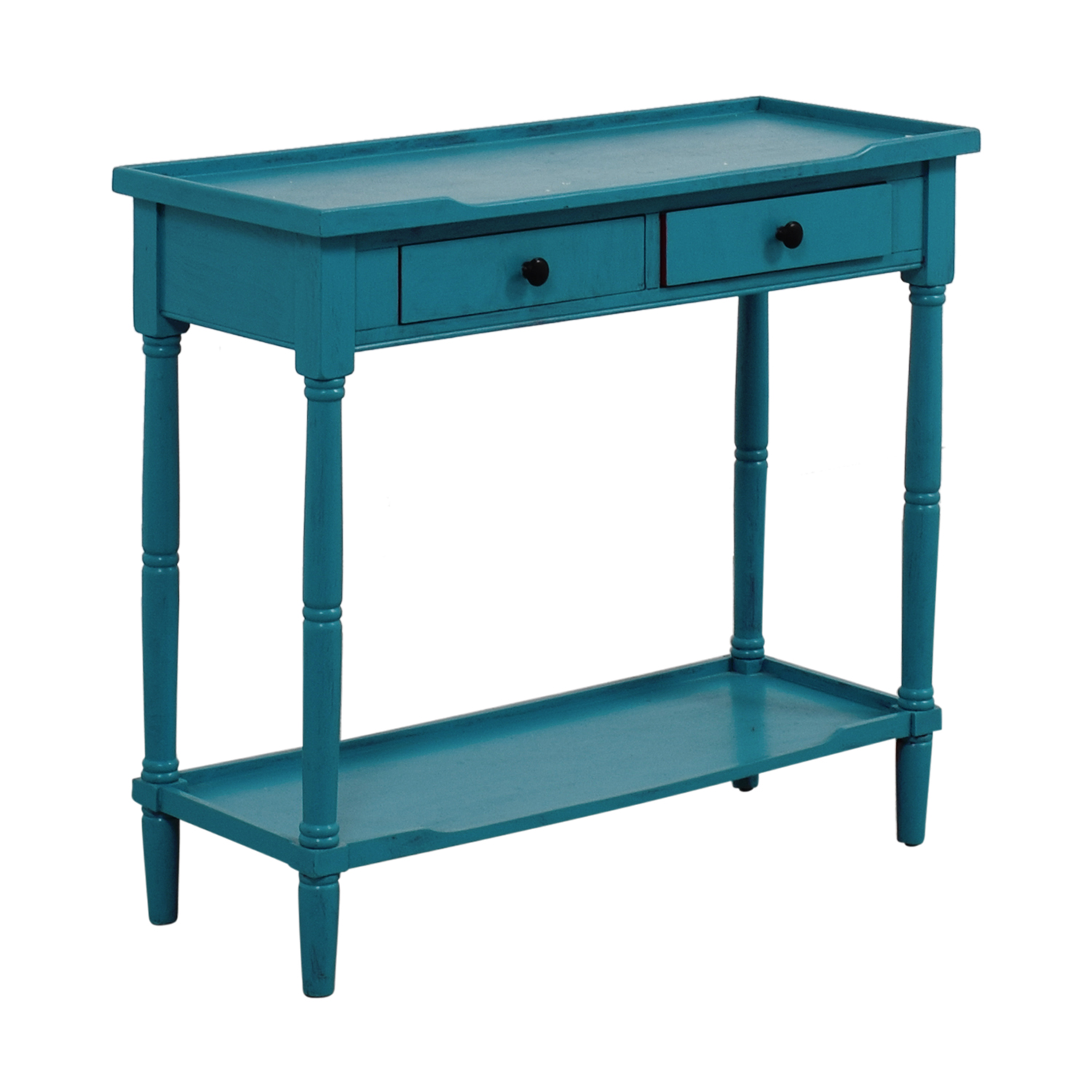off homegoods teal entryway table tables cherry accent home goods marshalls multi colored wooden bedside gold lamps high round drum side breakfast nook furniture windham tall
