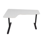 off ikea bekant white left corner desk tables used accent table sectional patio furniture waterproof garden covers propane fire pit cast aluminum end bath and beyond salt lamp 150x150