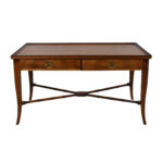 off imperial grand rapids mahogany coffee table second hand wicker accent target for bronze sofa metal dining room chairs ethan allen armoire ceiling lamp antique concrete wood 150x150