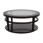 off macy avalon round glass and wood coffee table macys accent aluminium outdoor furniture blue end timmy night black green lamps contemporary mirrored beach kitchen decor chairs 150x150