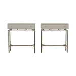 off mitchell gold bob williams ming console tables accent table west elm marble trestle dining room bohemian coffee round patio cover nursery end large antique top behind couch 150x150