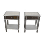 off pier hayward mirrored nightstands tables used accent table little coffee upcycled outdoor storage containers ikea base transition trim tall skinny side willow furniture lamps 150x150