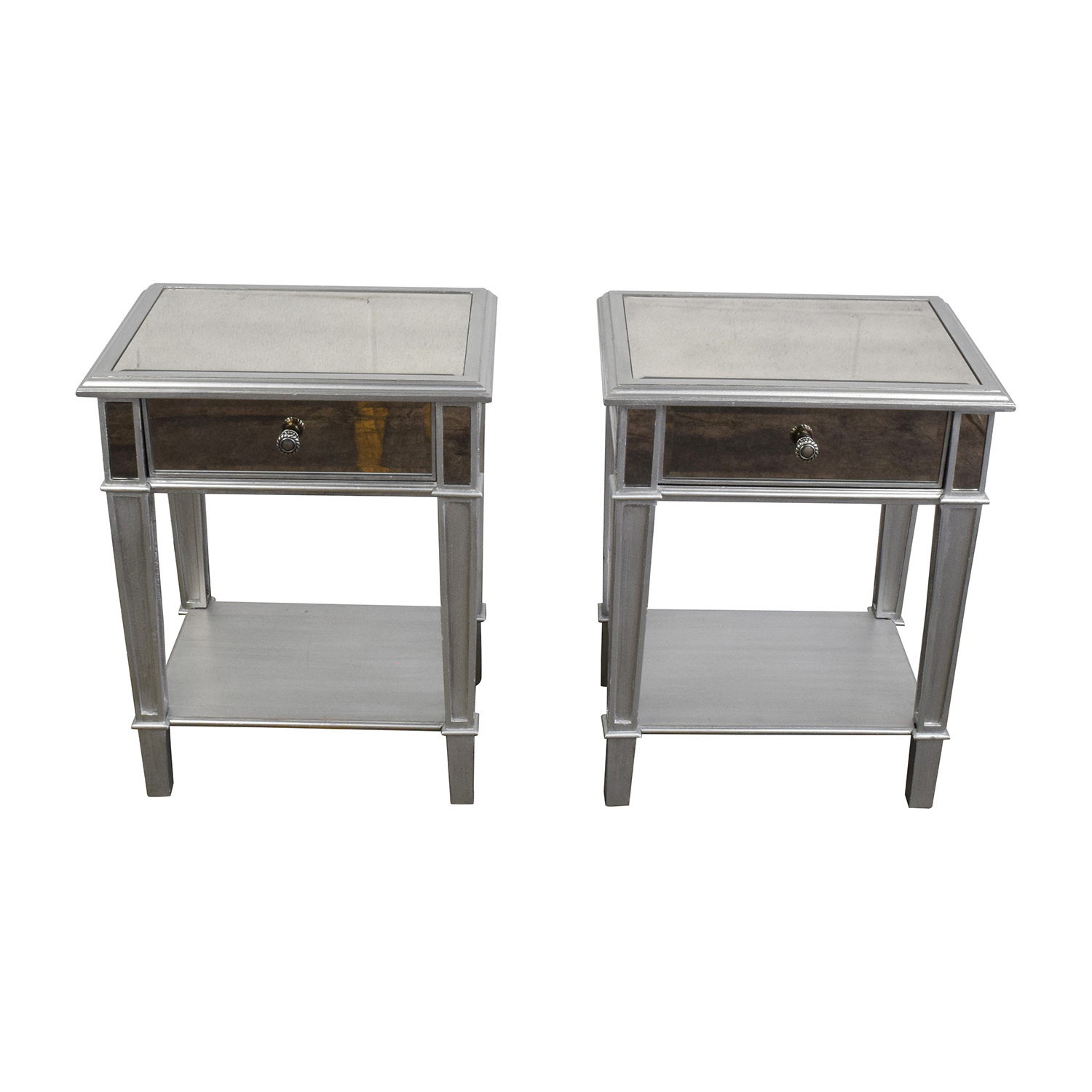 off pier hayward mirrored nightstands tables used accent tiffany dragonfly table lamp west elm coupon code ethan allen ballan mid century modern dining chairs folding bistro one