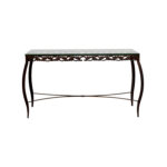 off pier imports glass console table tables accent small brass coffee west elm coupon code tiffany dragonfly lamp circular side half round fruit cocktail recipe skirts decorator 150x150