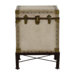 off pottery barn storage trunk end table tables accent sectional dinner decor seashell lamp oak floor threshold patio furniture montreal metal set brown marble coffee lobby chairs 150x150