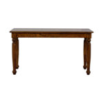 off vintage wood foyer console table tables accent small coffee wheels steel distressed white mirrored bedroom furniture target windham collection solid marble bedside lamps old 150x150