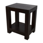 off west elm parsons end table tables black lacquer accent second hand urban home furniture cast iron patio storage chest round farmhouse cool ideas beverage cooler side beach 150x150