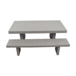 off west elm quarry gray rectangle dining table and second hand benches accent for marble black coffee best home decor items shelby chest bath beyond gift registry unusual living 150x150