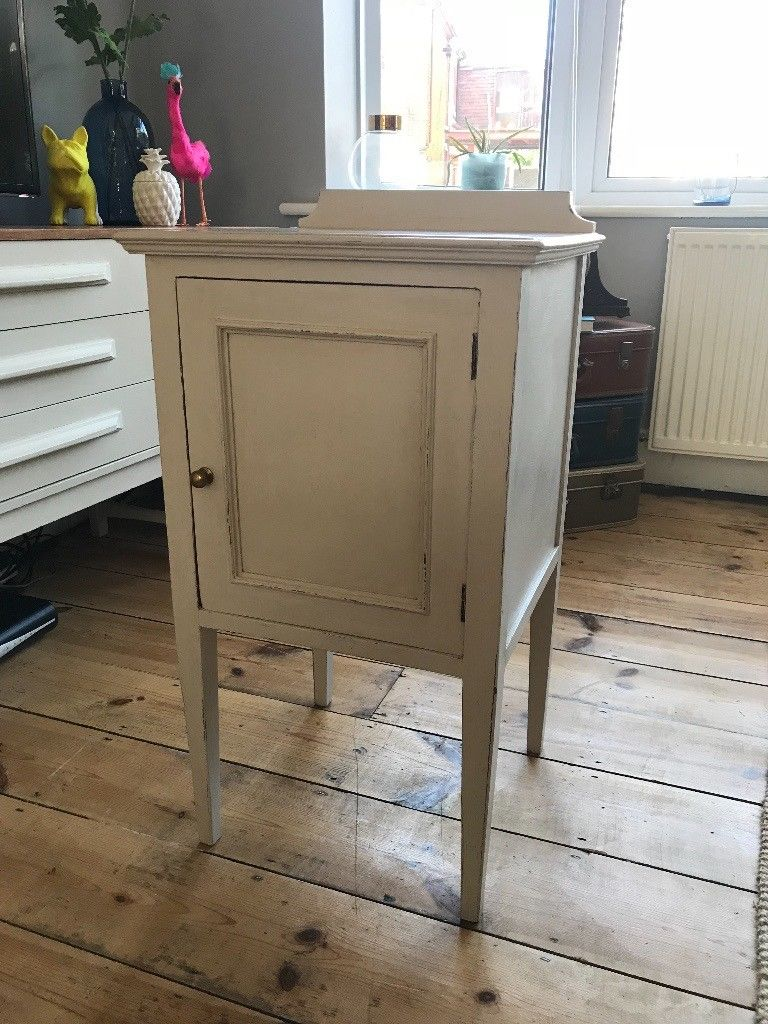 off white home amp england garden page postadsuk light cream chalk painted bedside table cupboard hampshire chawston oval accent small glass top distressed wood end tables west
