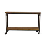 off world market aiden wood and metal console table accent tables black legs decorative outdoor side edison bulb lamp real marble gold coffee country decorating ideas rustic 150x150