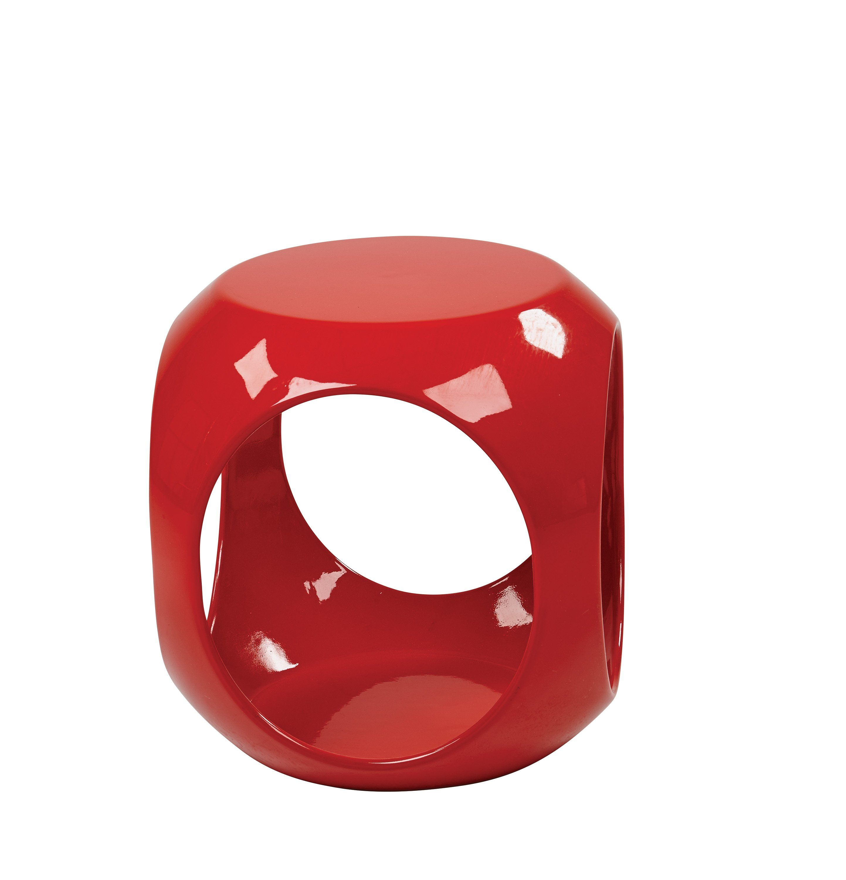 office star red slick accent table products uttermost gin cube cherry occasional tables magnussen pinebrook end patio console coastal wine rack side and chairs barn door room