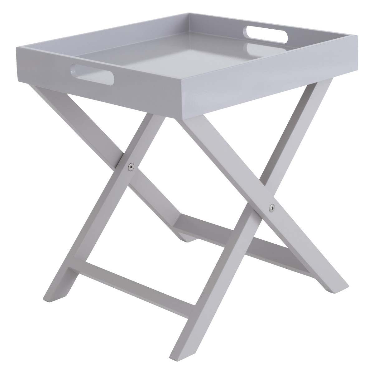 oken grey folding side table with removable tray top now end sides care instructions seaside decor white couch living room chest furniture dresser scarves tables under ebony wood