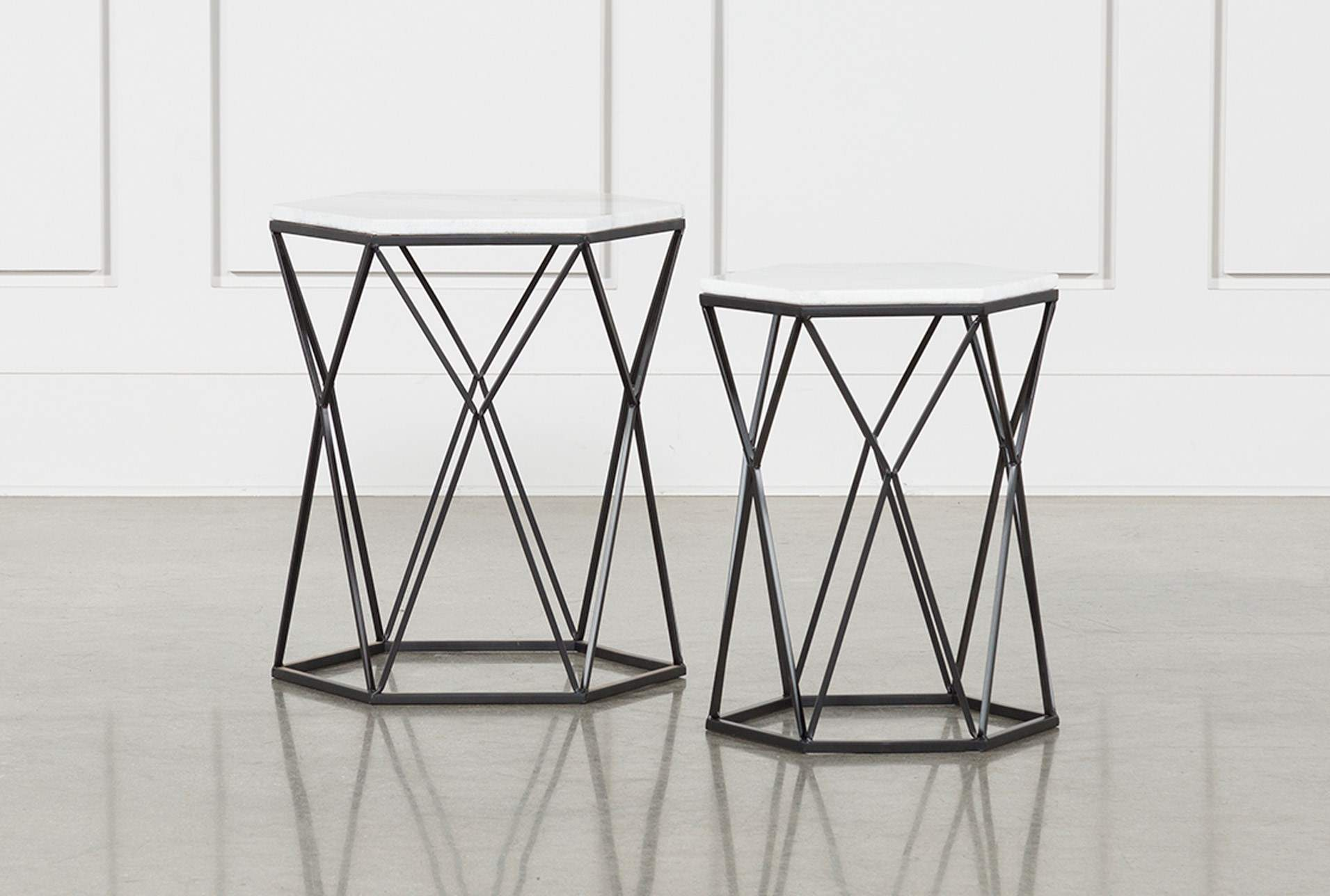 olivia piece set nesting accent tables living spaces black metal two marble qty has been successfully your cart ikea toy storage cubes small glass dining table occasional kids