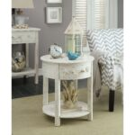 one drawer accent table coast imports wolf and products color sanibel small kitchen with bench elastic covers black crystal lamp coffee sets storage outdoor cement benches corner 150x150