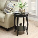 one source living yvonne end table reviews mercer accent vintage oak pier furniture chairs chestnut black gloss coffee bunnings bench seat outdoor umbrella side handmade ideas 150x150