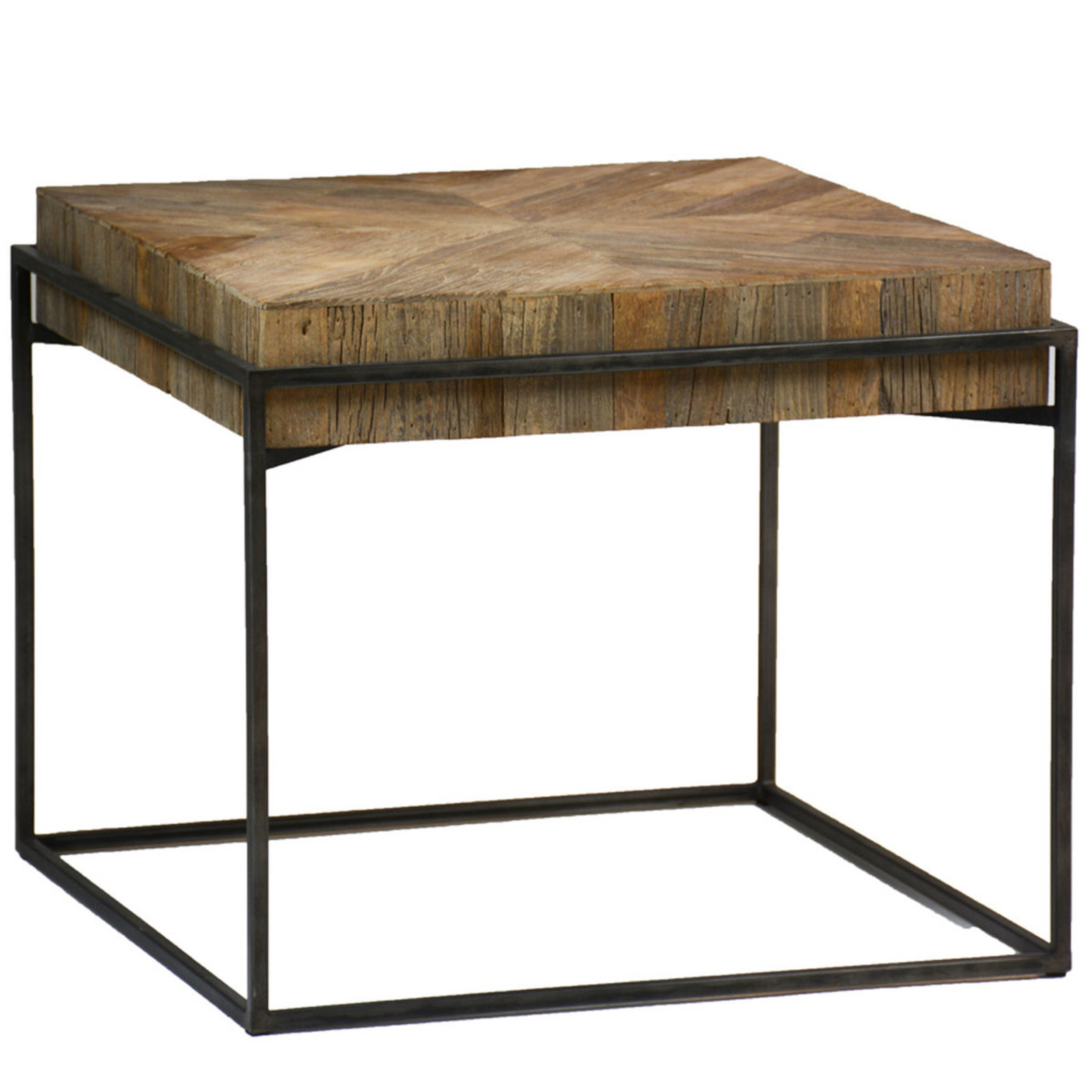 open frame butcher block accent table shades light wood natural black sofa with drawers blue and white porcelain lamps tall glass coffee home hardware furniture outdoor umbrella