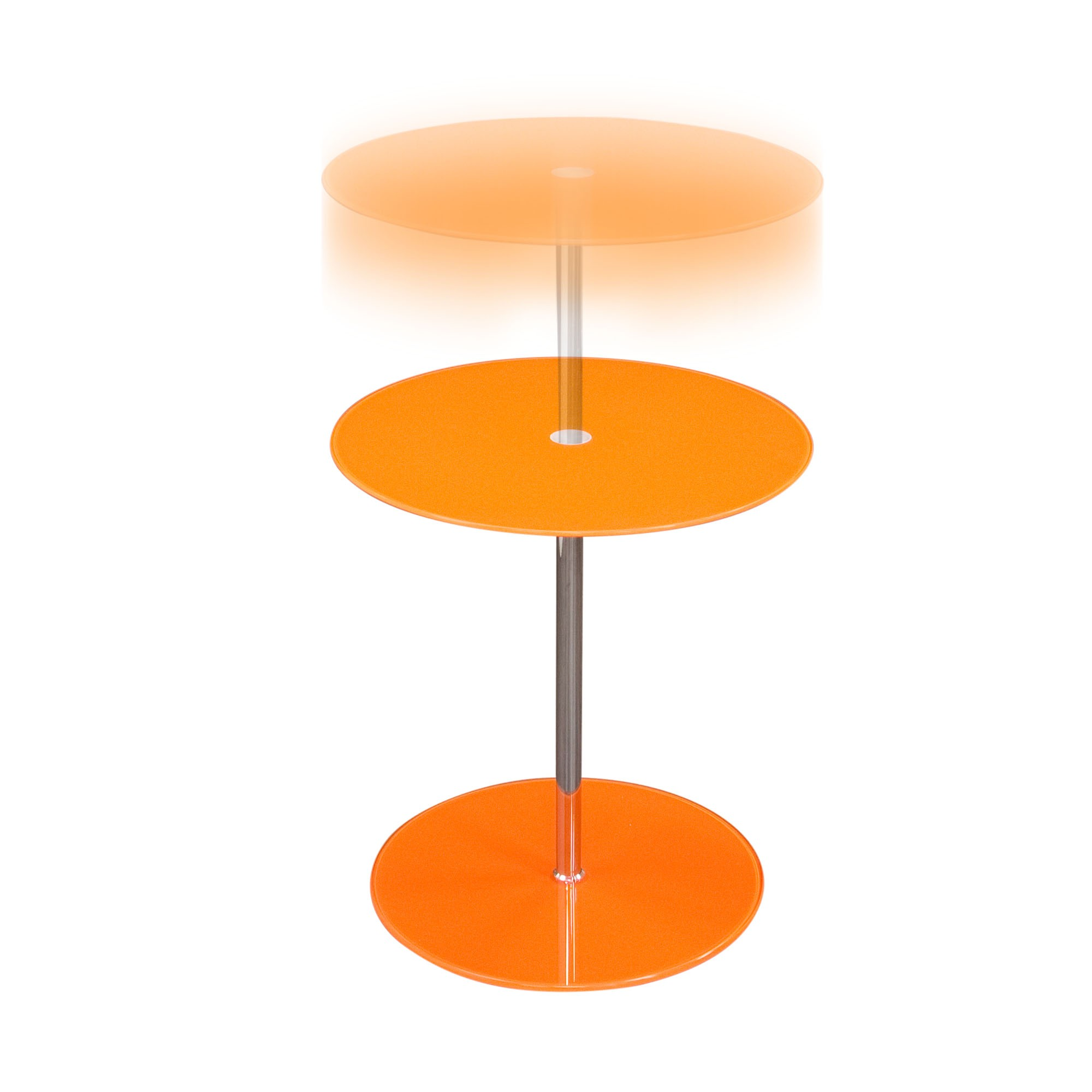 orbit adjustable height glass accent table diamond sofa orange orbitetor more views product description the outdoor sets high nightstand grey and white side mirrored drawers all