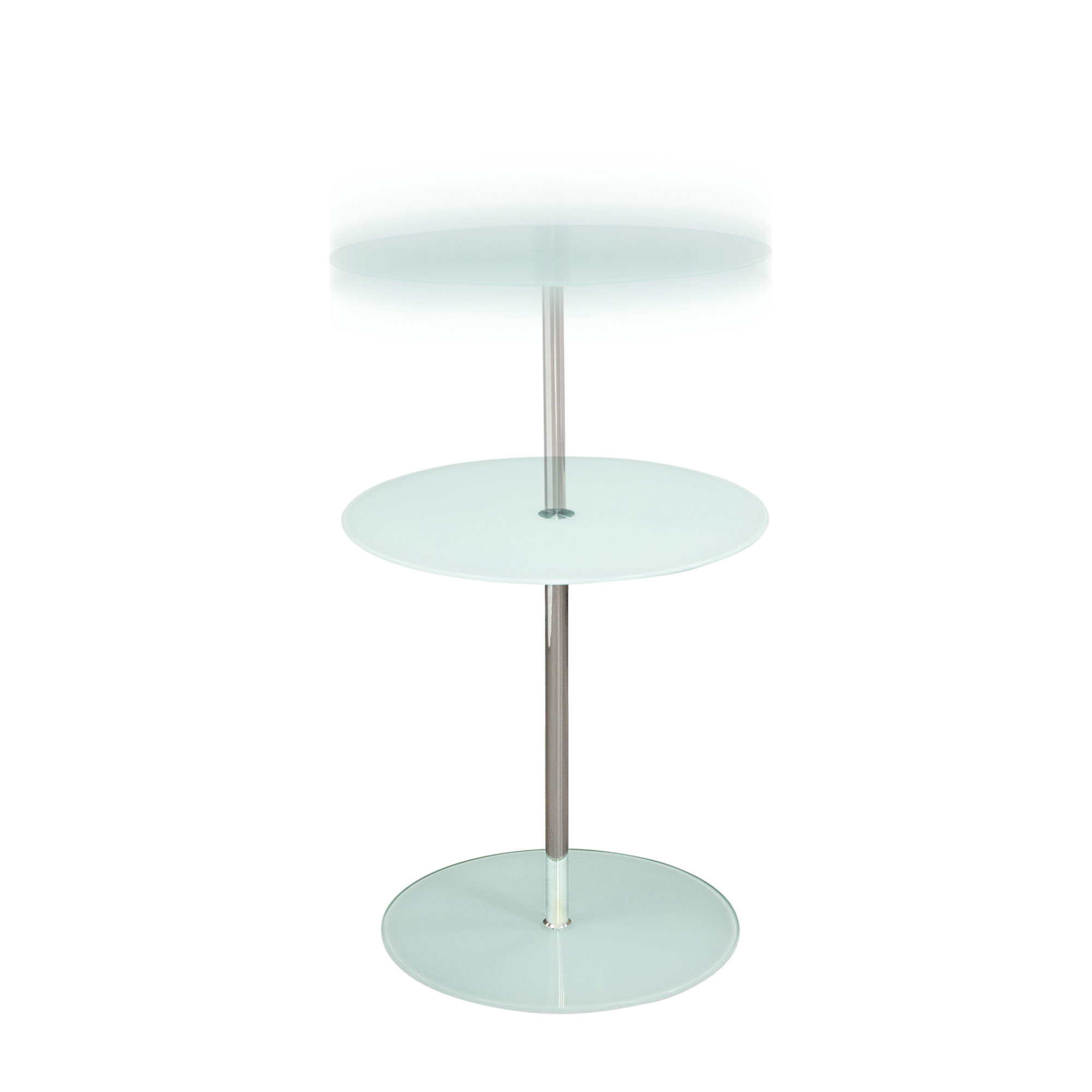 orbit adjustable height glass accent table white big orbitetwh modern corner black and lamp oak mirrored furniture toronto outdoor sets round metal cocktail thin wall windham door