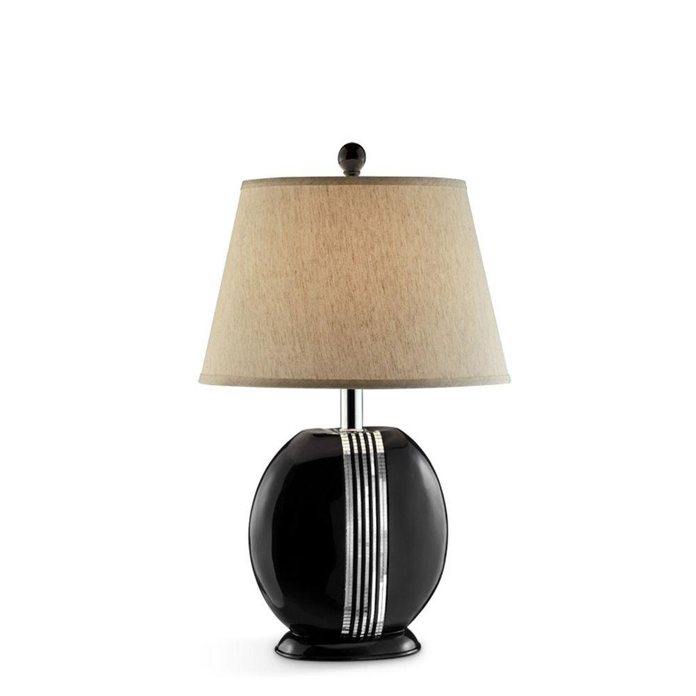 ore international dark espresso obsidian table lamp with brown lamps glass accent narrow decorative home decor inspiration lewis wood round drum side activity modern furniture