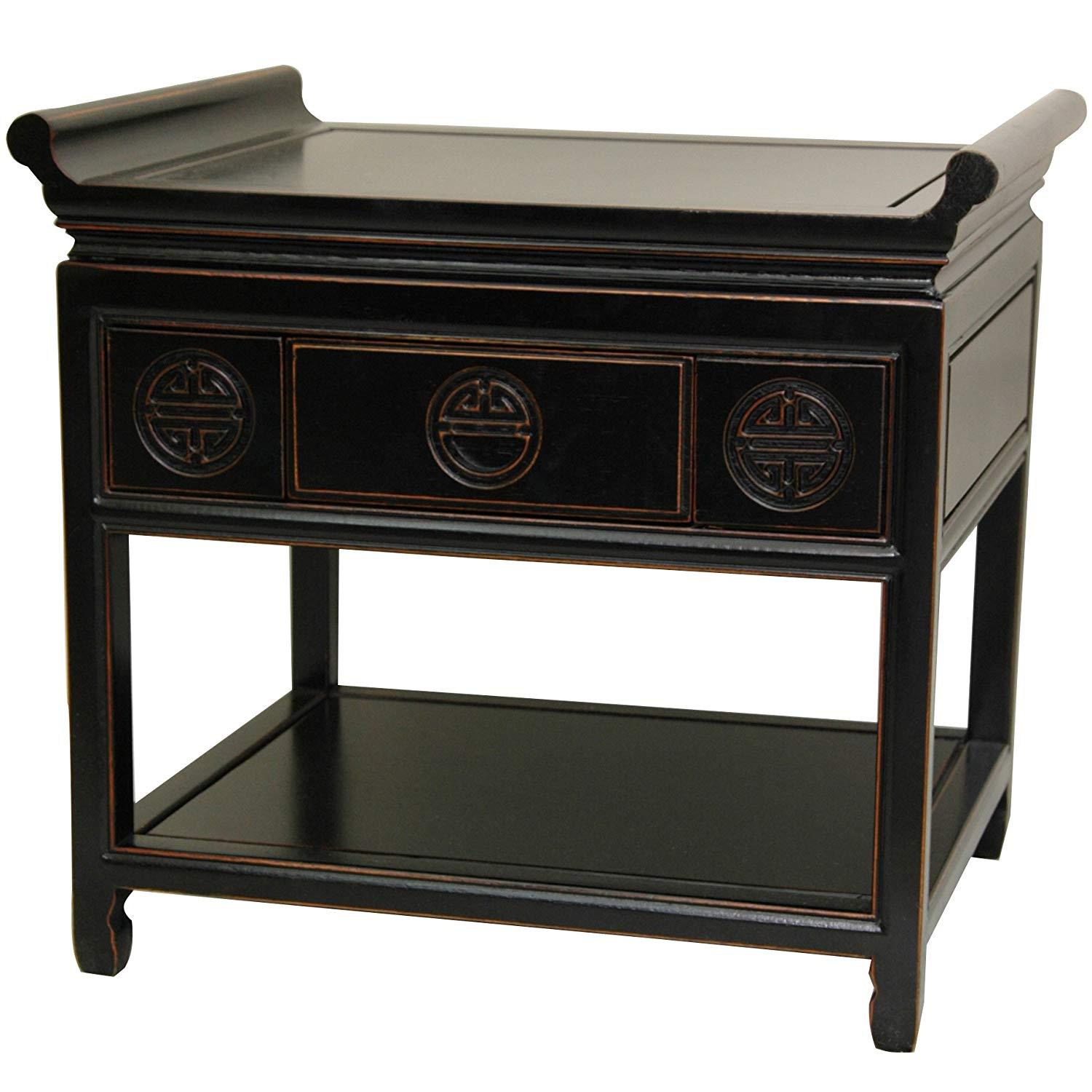 oriental furniture rosewood altar table antique accent black kitchen dining farmhouse breakfast ikea room grey coffee target oak drop leaf inch round tablecloth half side floating